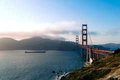 Golden Gate Bridge Stock Image