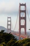 Golden gate bridge Photographie stock libre de droits