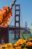 Golden Gate Bridge Zdjęcia Stock