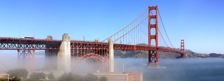 Golden gate bridge Image stock