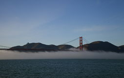 Golden gate bridge Stockbilder