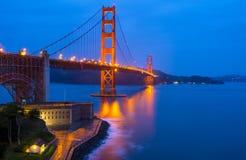 Golden Gate Bridge Zdjęcie Stock