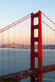 Golden gate bridge stockfotografie