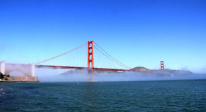 Golden gate bridge Arkivfoton