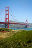 Golden gate bridge Royalty-vrije Stock Fotografie