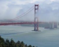 Golden gate bridge Royalty-vrije Stock Afbeeldingen
