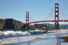 Free Golden Gate Bridge Royalty Free Stock Photography - 35078907