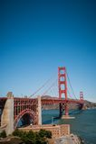 Golden gate bridge 2013 Photographie stock