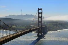 Golden gate bridge immagini stock