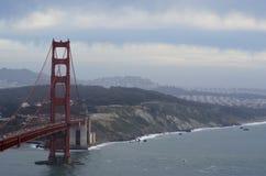 Golden Gate Bridge Fotografia Stock