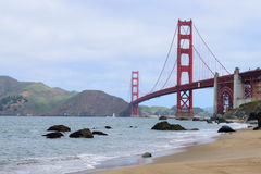 Golden gate bridge Image stock