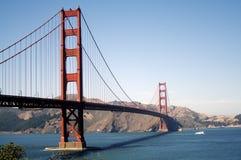 Golden Gate Bridge. A short of the always great Golden Gate Bridge Stock Photos