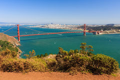 Golden gate bridge Photographie stock