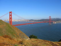 The Golden Gate Bridge Royalty Free Stock Photo