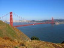 The Golden Gate Bridge. In San Francisco Royalty Free Stock Photo