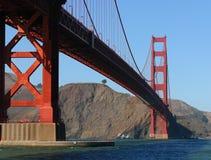 The Golden Gate bridge Stock Images
