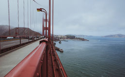 Golden gate bridge Photographie stock libre de droits