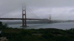 Golden gate bridge Images libres de droits