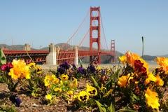 Golden Gate Bridge. San Francisco (USA stock photos