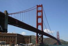 Golden Gate Bridge. San Francisco Stock Image