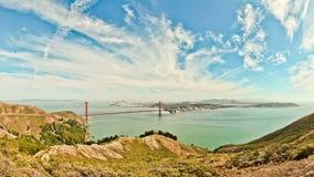 Golden Gate Bridge stock footage