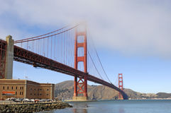Golden gate bridge , California Stock Photography