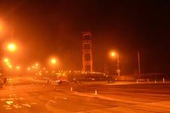 Golden Gate Bridge Closure Stock Image