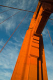 Golden Gate Bridge Detail Stock Images