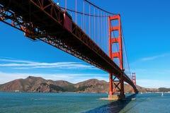 Golden Gate Bridge. Royalty Free Stock Photos