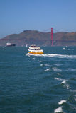 Golden Gate Bridge | Ferry and Ship Stock Images
