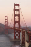 Golden Gate Bridge Fort Point San Francisco Bay California Royalty Free Stock Photography