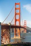 Golden Gate Bridge fortu punktu San Fransisco zatoka Kalifornia obrazy royalty free