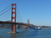 Golden gate bridge i San Francisco Royaltyfri Fotografi