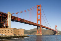 Golden Gate Bridge III Stock Photo