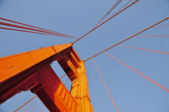 Free Golden Gate Bridge In Afternoon Light Stock Image - 63211631