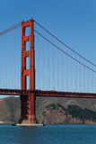 Golden Gate Bridge - Marin Headlands Stock Images