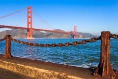 Golden Gate Bridge in the Morning stock photos