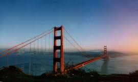 Golden Gate Bridge, New York Royalty Free Stock Image