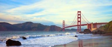 Free Golden Gate Bridge Panorama Stock Photo - 15114920