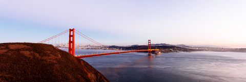 Golden Gate bridge. Stock Photos