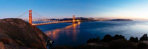 Golden Gate bridge. Royalty Free Stock Image