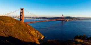 Golden Gate bridge. Royalty Free Stock Images