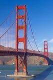 Golden Gate Bridge in San Fracisco City Stock Image