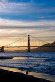 Golden Gate Bridge, San Franci Stock Photography