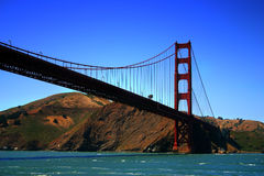 Golden Gate Bridge, San Francisco Stock Photos