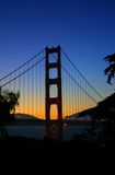 Golden Gate Bridge, San Francisco Royalty Free Stock Images