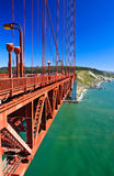 Golden Gate Bridge, San Francisco Stock Photo