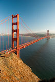 The Golden Gate Bridge in San Francisco Royalty Free Stock Photo