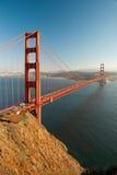 The Golden Gate Bridge in San Francisco Royalty Free Stock Photo