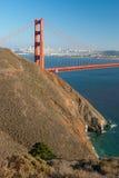The Golden Gate Bridge in San Francisco Royalty Free Stock Image